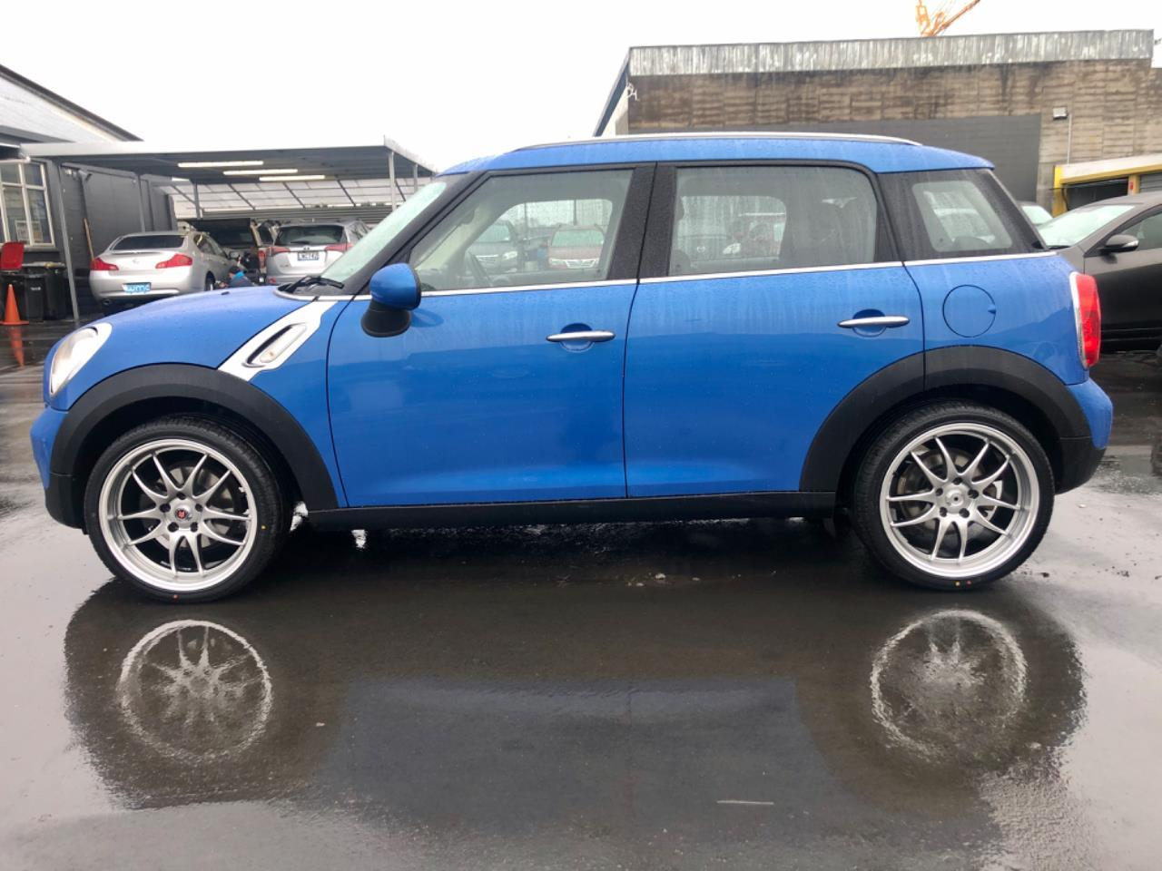 image-5, 2013 Mini Countryman Crossover at Christchurch