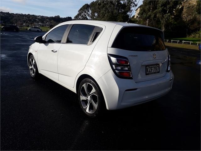 image-6, 2017 Holden Barina LT Hatch 1.6L Auto at Dunedin