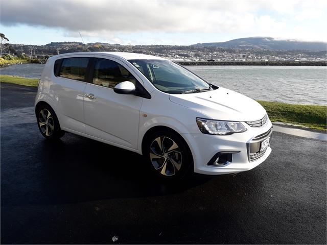 image-0, 2017 Holden Barina LT Hatch 1.6L Auto at Dunedin