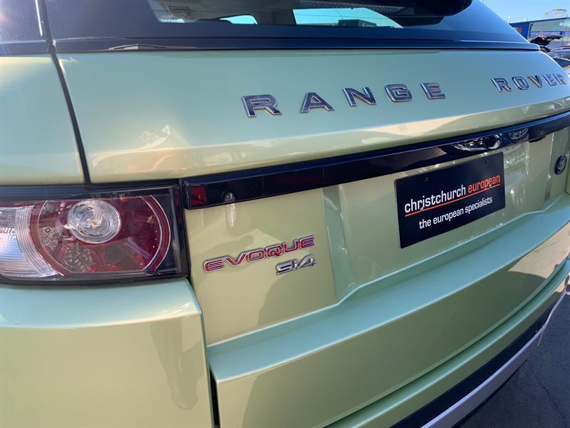 image-4, 2012 LandRover Range Rover Evoque 2.0 T SI4 Dynami at Christchurch
