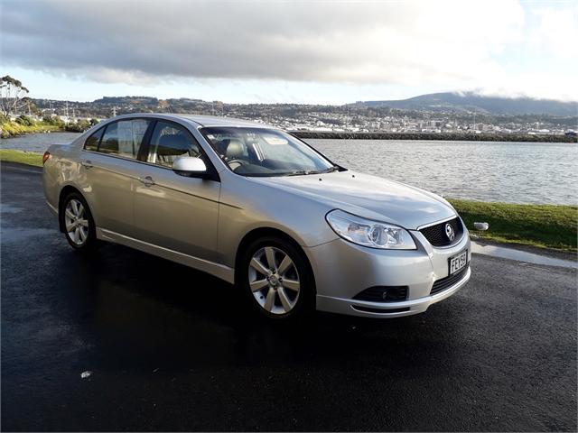 image-0, 2010 Holden Epica CDXi Sedan 2.5L Auto at Dunedin