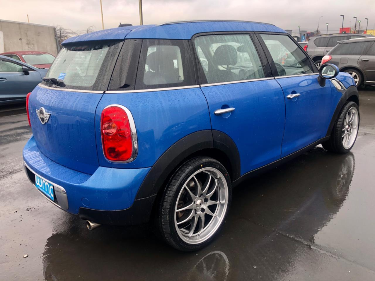 image-10, 2013 Mini Countryman Crossover at Christchurch