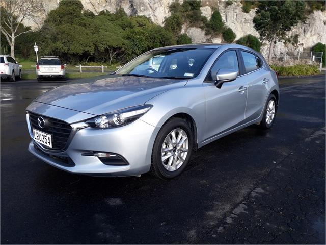 image-8, 2018 Mazda 3 GLX HATCH at Dunedin