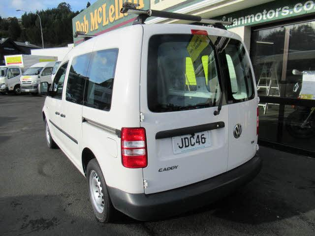 image-2, 2015 Volkswagen Caddy TDI at Dunedin