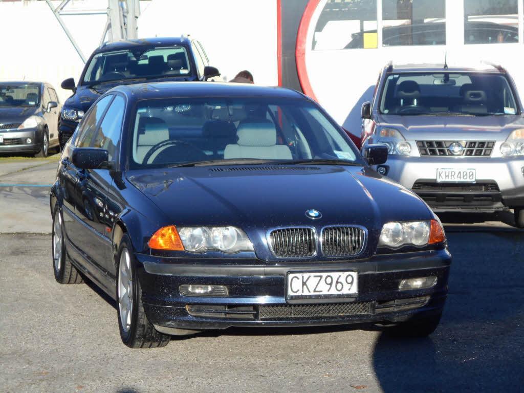 image-4, 1998 BMW 328i at Central Otago