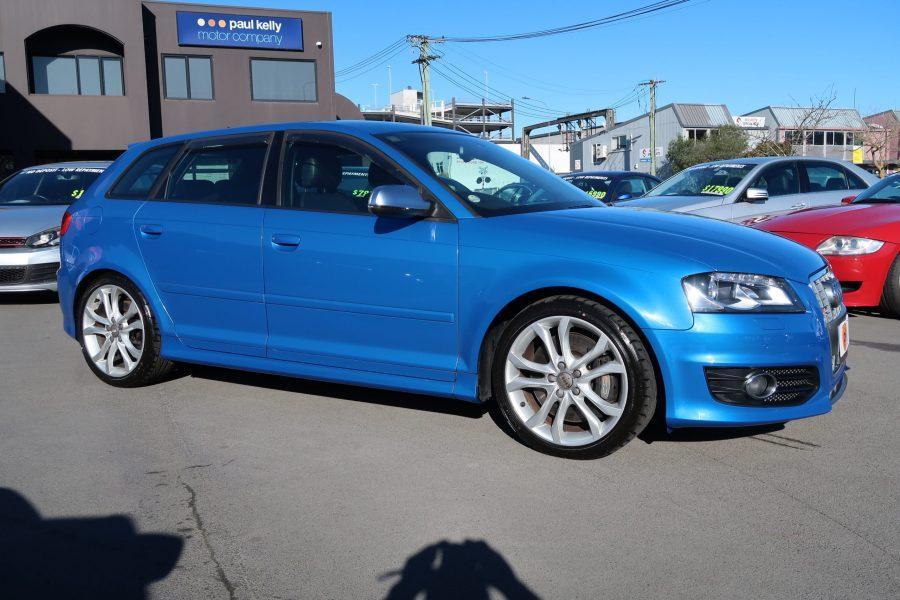 image-0, 2011 AUDI S3 QUATTRO at Christchurch