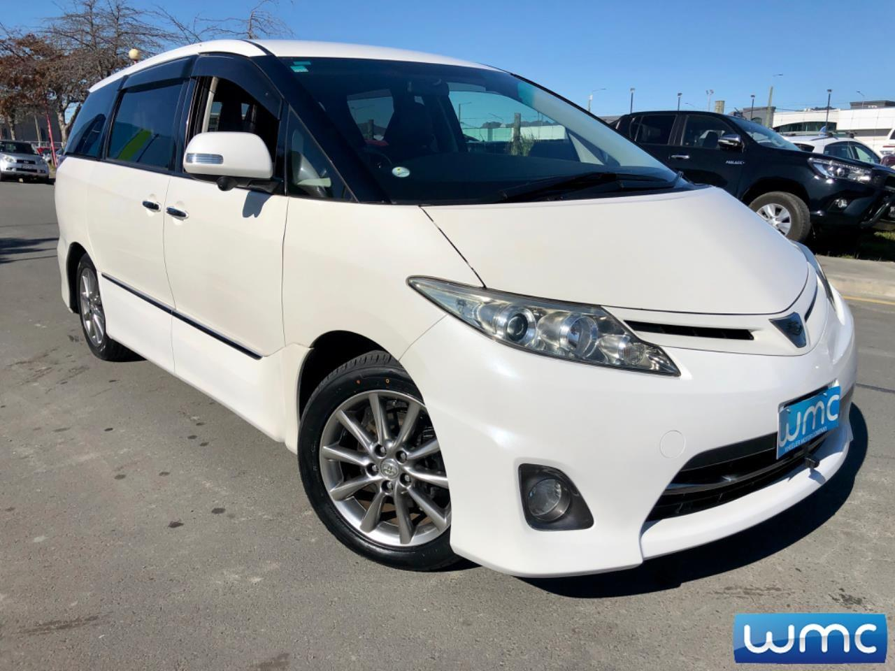 image-0, 2011 Toyota Estima Aeras 20th Anniversary Edition at Christchurch