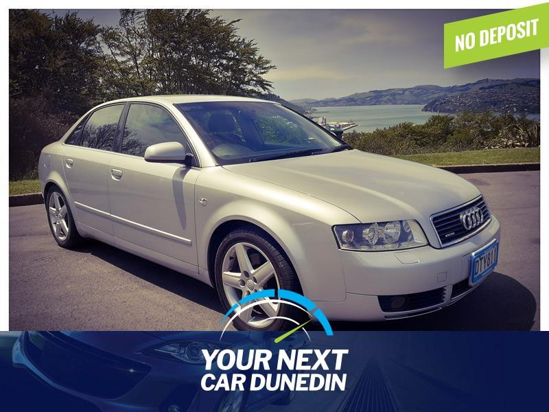 image-0, 2002 Audi A4 No Deposit Finance at Dunedin