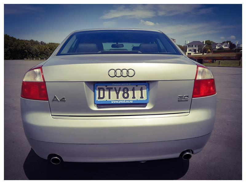 image-4, 2002 Audi A4 No Deposit Finance at Dunedin