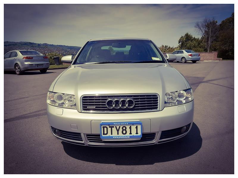 image-3, 2002 Audi A4 No Deposit Finance at Dunedin