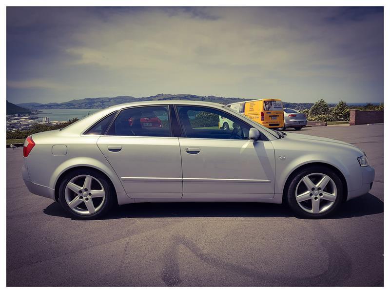 image-8, 2002 Audi A4 No Deposit Finance at Dunedin