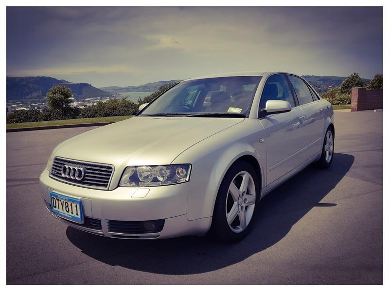 image-2, 2002 Audi A4 No Deposit Finance at Dunedin