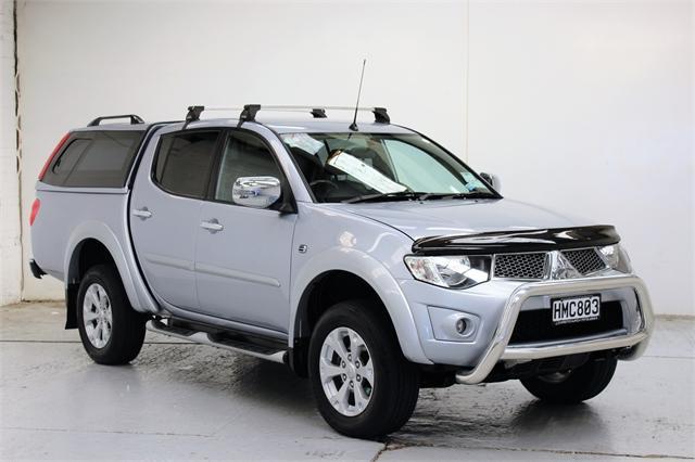image-0, 2014 Mitsubishi Triton 2.5L Diesel Turbo, 4WD, Man at Christchurch