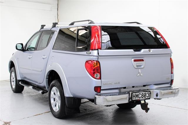 image-4, 2014 Mitsubishi Triton 2.5L Diesel Turbo, 4WD, Man at Christchurch