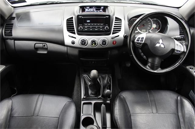 image-11, 2014 Mitsubishi Triton 2.5L Diesel Turbo, 4WD, Man at Christchurch