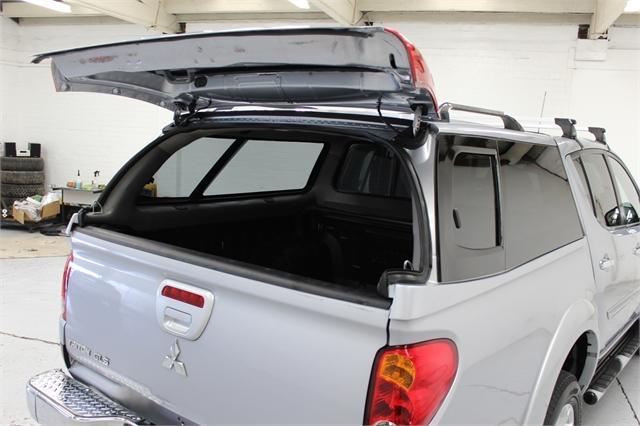 image-7, 2014 Mitsubishi Triton 2.5L Diesel Turbo, 4WD, Man at Christchurch