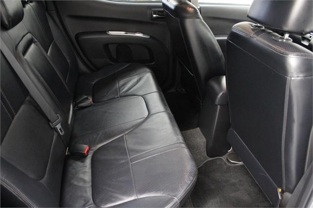 image-19, 2014 Mitsubishi Triton 2.5L Diesel Turbo, 4WD, Man at Christchurch