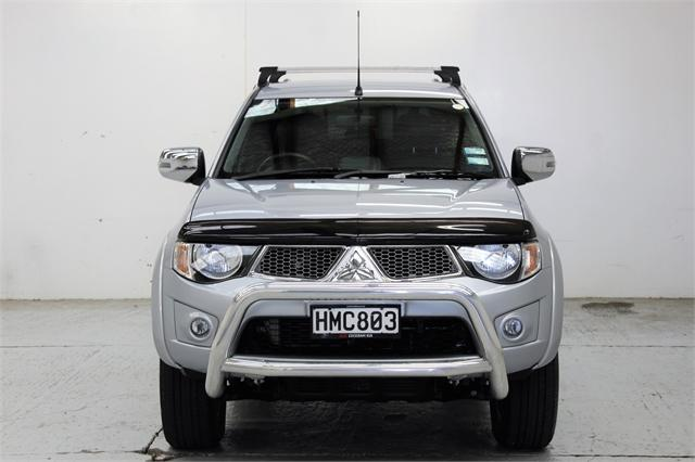 image-2, 2014 Mitsubishi Triton 2.5L Diesel Turbo, 4WD, Man at Christchurch