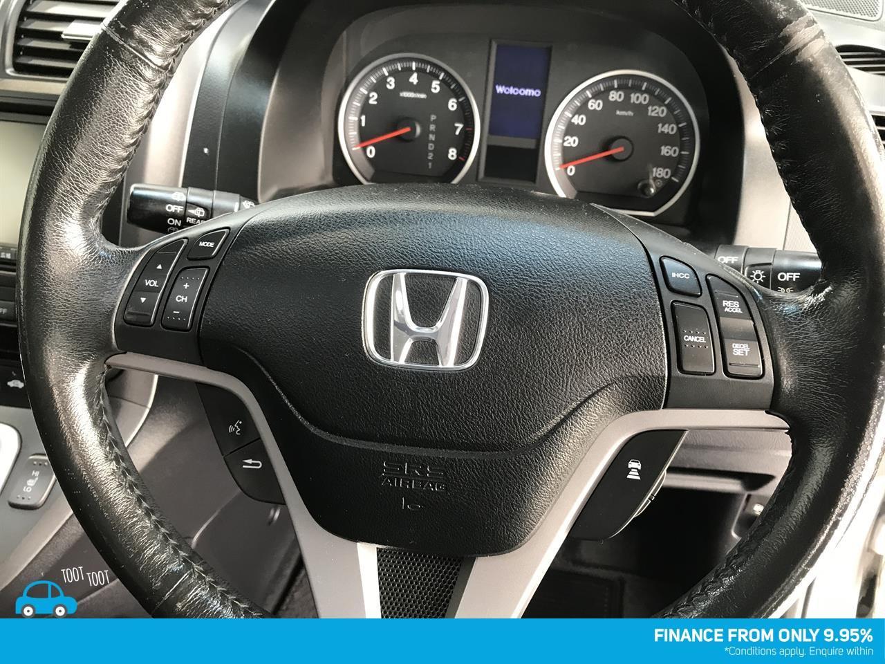 image-4, 2007 Honda CR-V ZLi at Dunedin