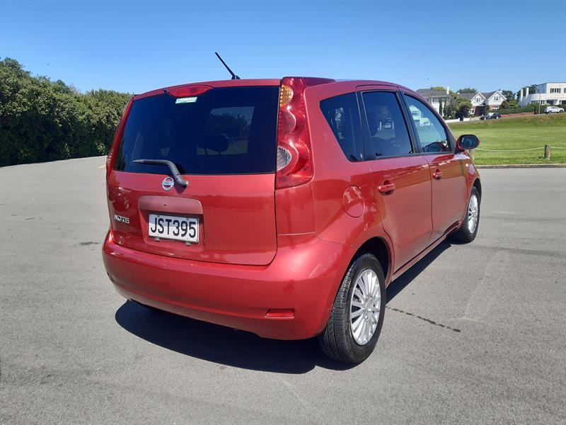 image-2, 2007 Nissan Note NZ Audio No Deposit Finance at Dunedin