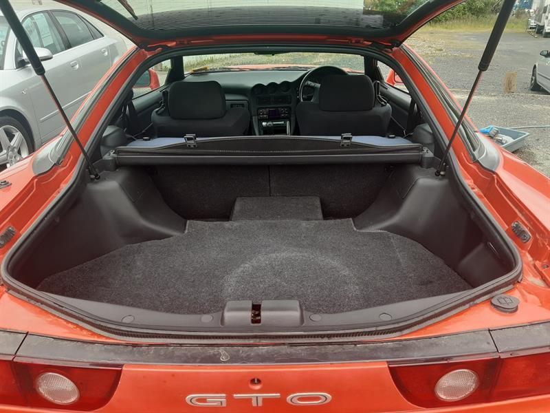 image-11, 1996 Mitsubishi GTO 5 Speed Manual * only 92648 Km at Dunedin