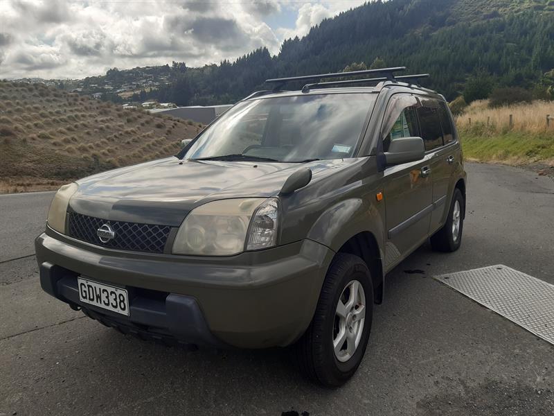 image-6, 2002 Nissan X-Trail 4WD No Deposit Finance at Dunedin