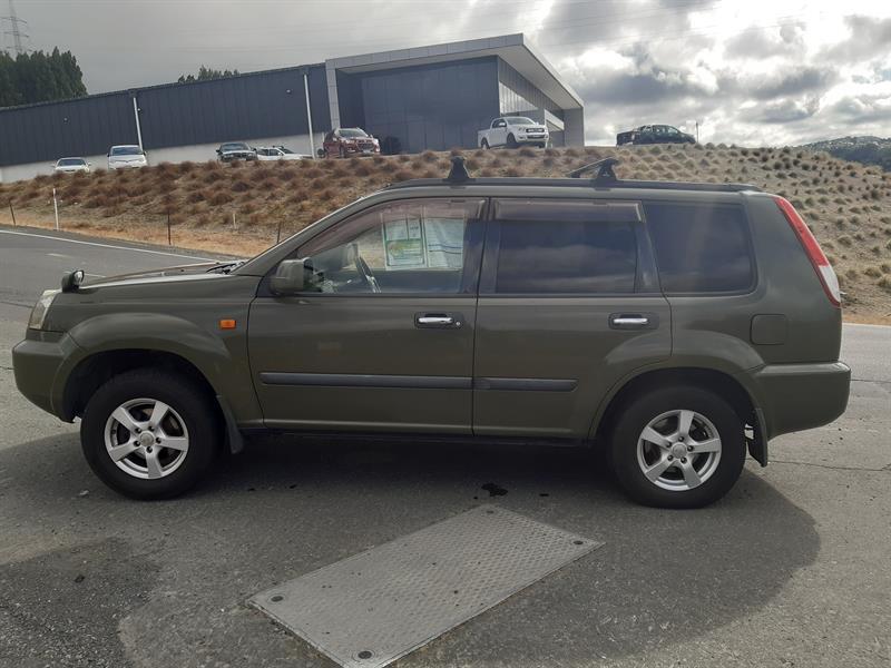 image-8, 2002 Nissan X-Trail 4WD No Deposit Finance at Dunedin