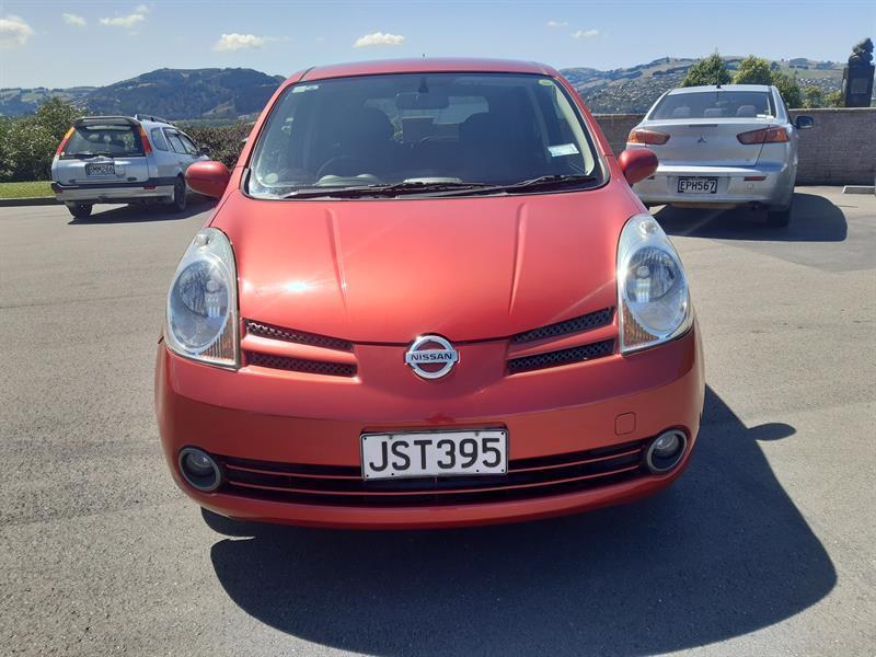 image-4, 2007 Nissan Note NZ Audio No Deposit Finance at Dunedin
