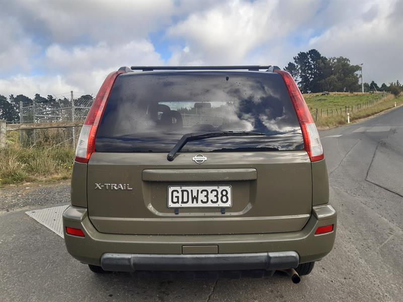 image-4, 2002 Nissan X-Trail 4WD No Deposit Finance at Dunedin