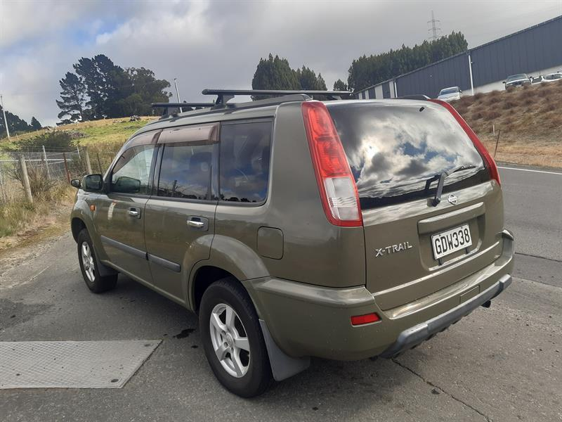 image-7, 2002 Nissan X-Trail 4WD No Deposit Finance at Dunedin