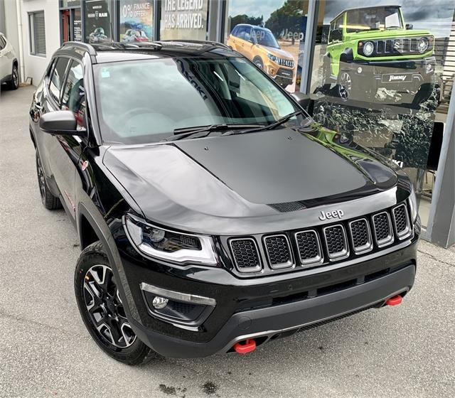 image-6, 2021 Jeep Compass Trailhawk 2.4 AWD at Central Otago