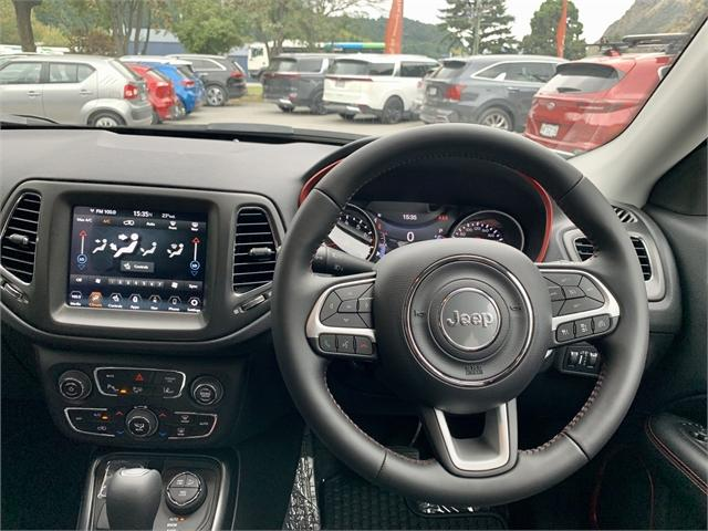image-14, 2021 Jeep Compass Trailhawk 2.4 AWD at Central Otago