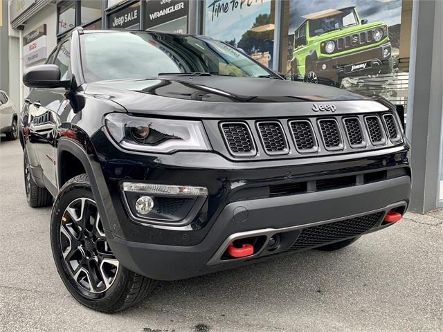 image-7, 2021 Jeep Compass Trailhawk 2.4 AWD at Central Otago