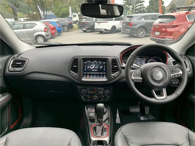 image-12, 2021 Jeep Compass Trailhawk 2.4 AWD at Central Otago