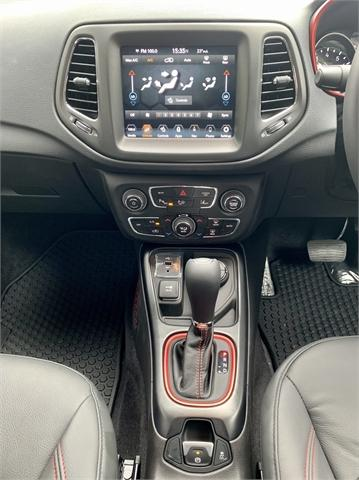 image-13, 2021 Jeep Compass Trailhawk 2.4 AWD at Central Otago