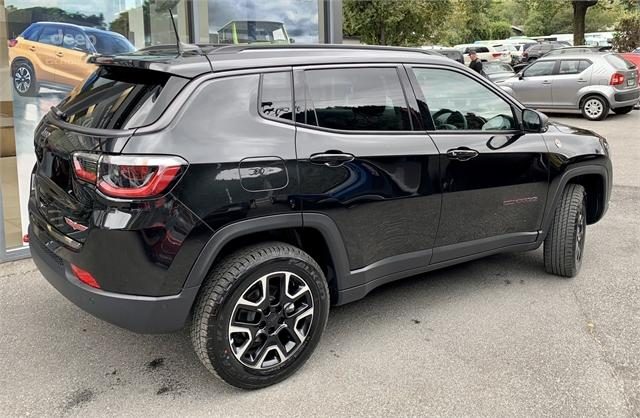 image-2, 2021 Jeep Compass Trailhawk 2.4 AWD at Central Otago