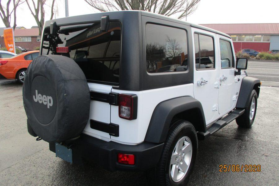 image-2, 2013 JEEP WRANGLER UNLIMITED at Christchurch