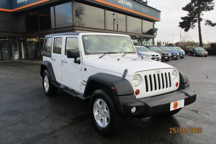 image-0, 2013 JEEP WRANGLER UNLIMITED at Christchurch