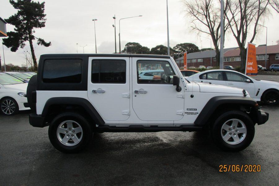image-1, 2013 JEEP WRANGLER UNLIMITED at Christchurch