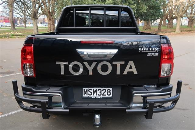 image-5, 2020 Toyota Hilux SR5 DC 2.8D 4WD at Christchurch