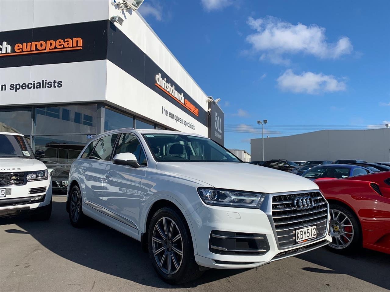 image-0, 2016 Audi Q7 3.0 TDI 200KW 8 Speed New Shape at Christchurch