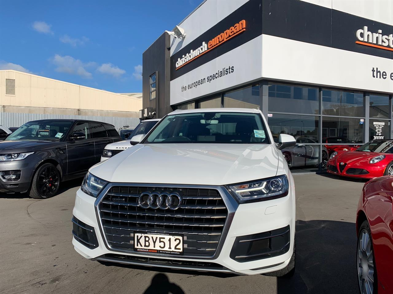 image-1, 2016 Audi Q7 3.0 TDI 200KW 8 Speed New Shape at Christchurch
