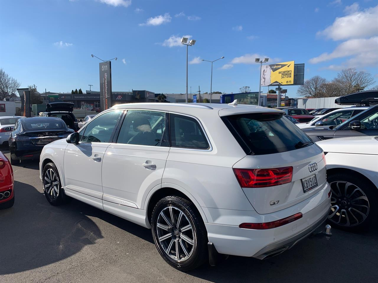 image-2, 2016 Audi Q7 3.0 TDI 200KW 8 Speed New Shape at Christchurch