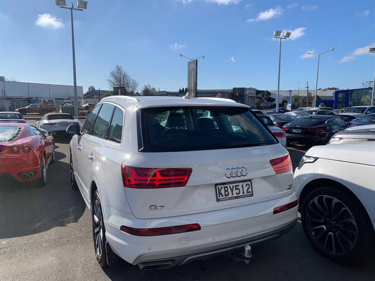 image-3, 2016 Audi Q7 3.0 TDI 200KW 8 Speed New Shape at Christchurch