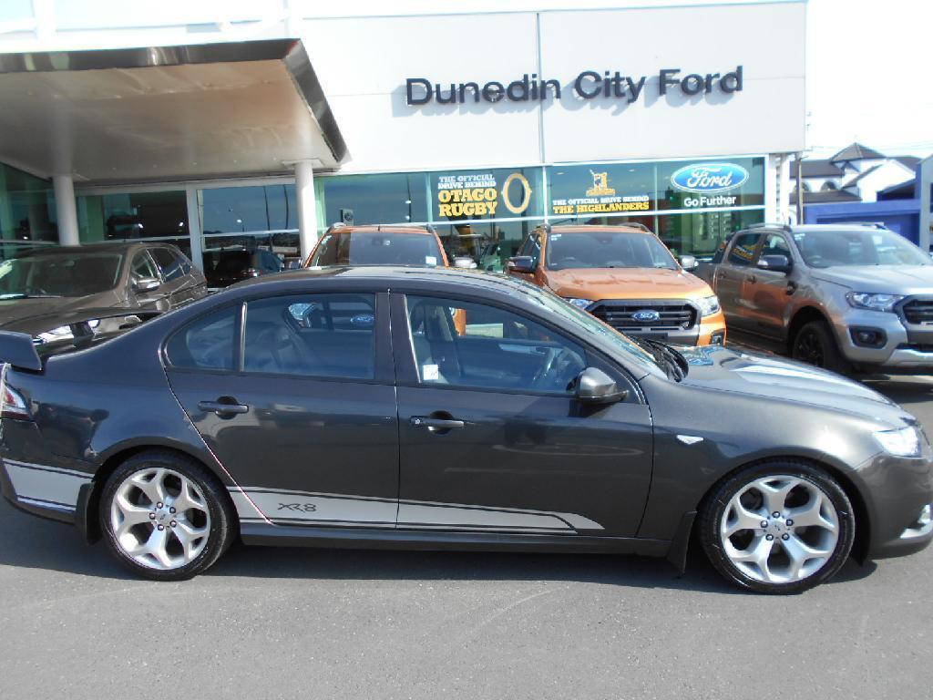 2010 Ford FALCON FG XR8 6SPD Auto for sale in Dunedin