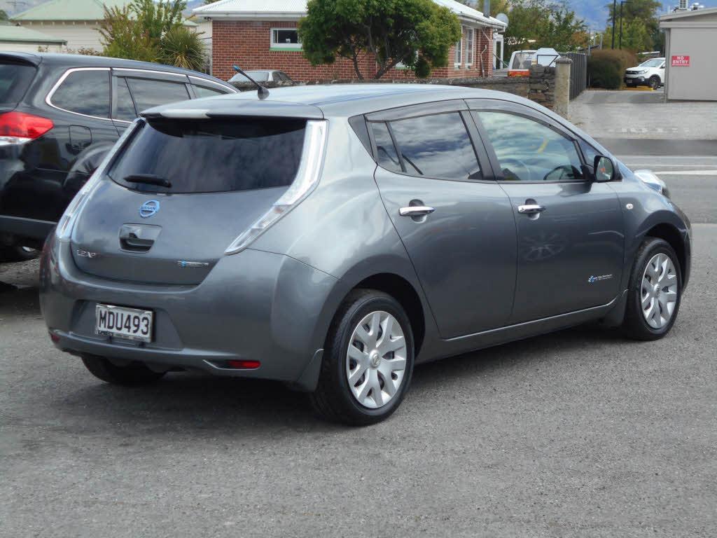 image-9, 2014 Nissan Leaf at Central Otago