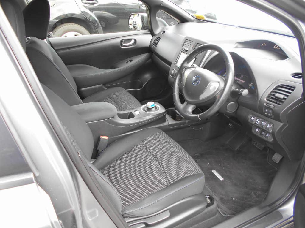 image-10, 2014 Nissan Leaf at Central Otago
