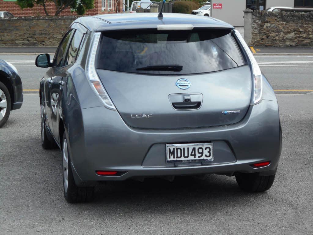 image-8, 2014 Nissan Leaf at Central Otago