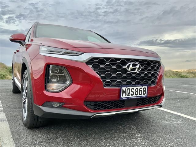 image-9, 2020 Hyundai Santa Fe Tm Elite 2.2D AWD 7 Seater at Dunedin