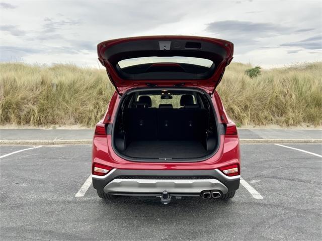 image-4, 2020 Hyundai Santa Fe Tm Elite 2.2D AWD 7 Seater at Dunedin